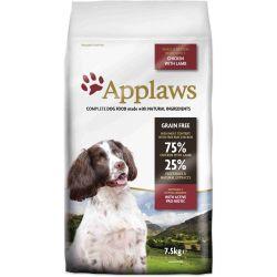 Dog Dry Adulto Razas Pequeñas y Medianas Pollo y Cordero 7.5kg