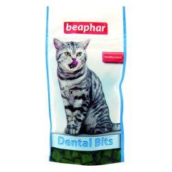 Bocaditos Hig Dental Cat-A-Dent Bits Gato 35gr