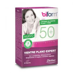 50+ Vientre Plano Expert - 48 Cápsulas