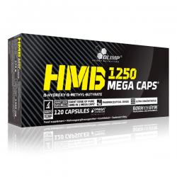 HMB 1250 - 120 Mega Capsules