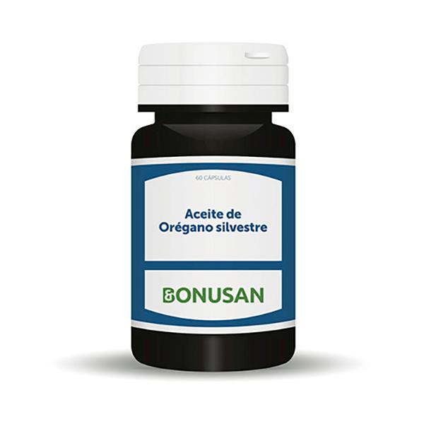 Aceite de Orégano Silvestre - 60 Cápsulas