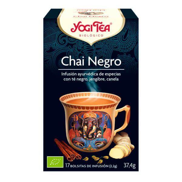 Té Chai Negro - 17 Bolsitas