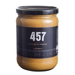 457 Crema de Cacahuete 100% Natural - 500g