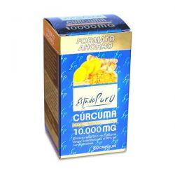 Estado Puro Cúrcuma 10000mg - 80 cápsulas