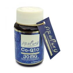 Estado Puro Coenzima Q10 30mg - 60 cápsulas