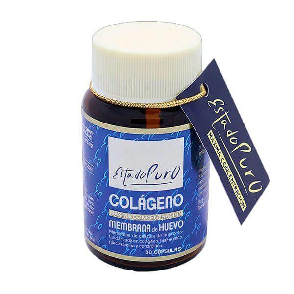 Estado Puro Colágeno Membrana de Huevo - 30 Cápsulas