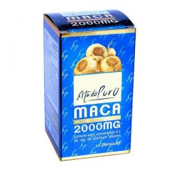 Pure state maca 2000mg - 60 capsules