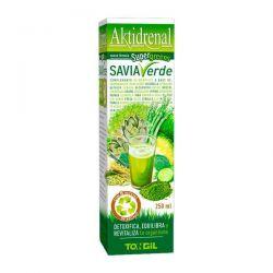 Aktidrenal green sap - 250ml