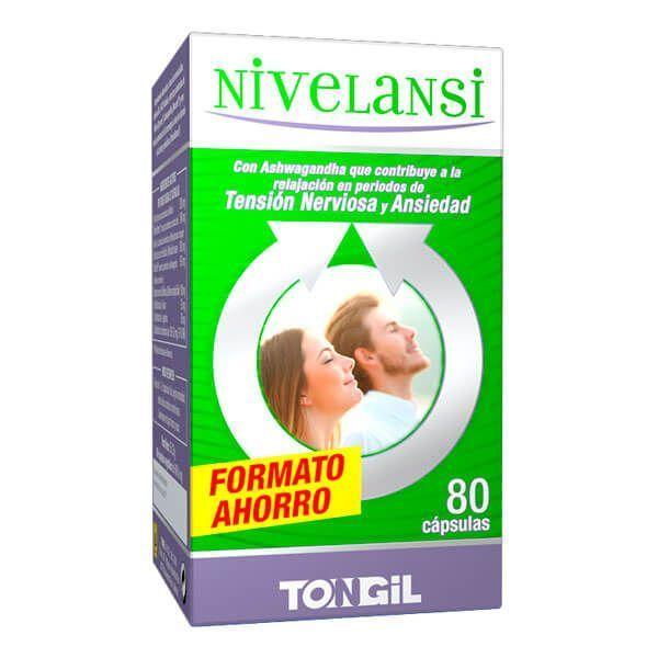 NivelAnsi - 80 Cápsulas