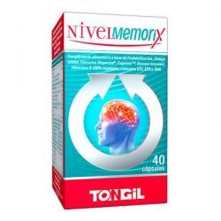 NivelMemorix - 40 Cápsulas