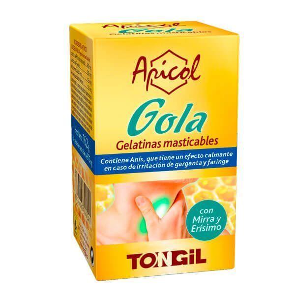 Apicol Gola - 24 Softgels