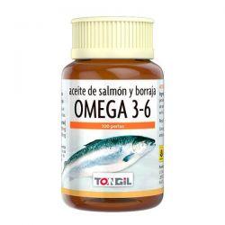 Omega 3 - 6 - 100 Softgels [Tongil]
