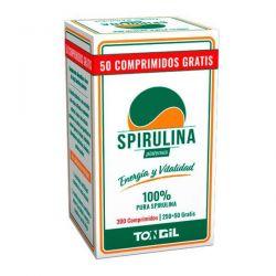 Espirulina - 300 comprimidos