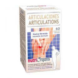NutriOrgans Articulaciones - 60 Cápsulas