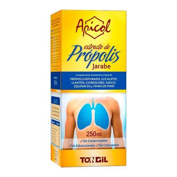 Apicol Extracto de Propolis Jarabe - 250ml