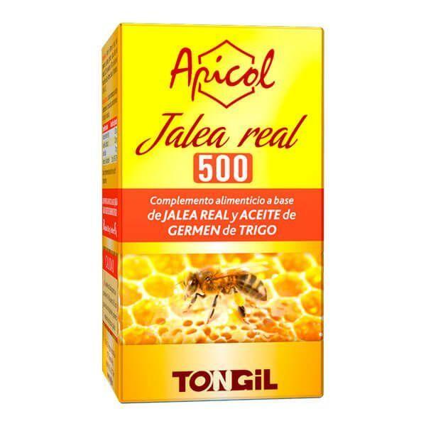 Apicol Jalea Real 500 - 60 Softgels