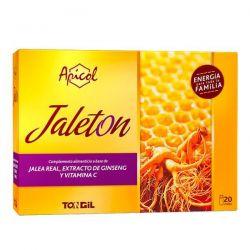 Apicol Jaletón - 20 ampolas