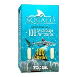 Squalo - 100 cápsulas