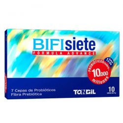 BIFIsiete - 30 Cápsulas