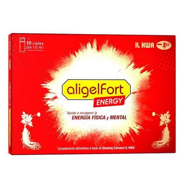 Aligelfort Energy - 10 Viales