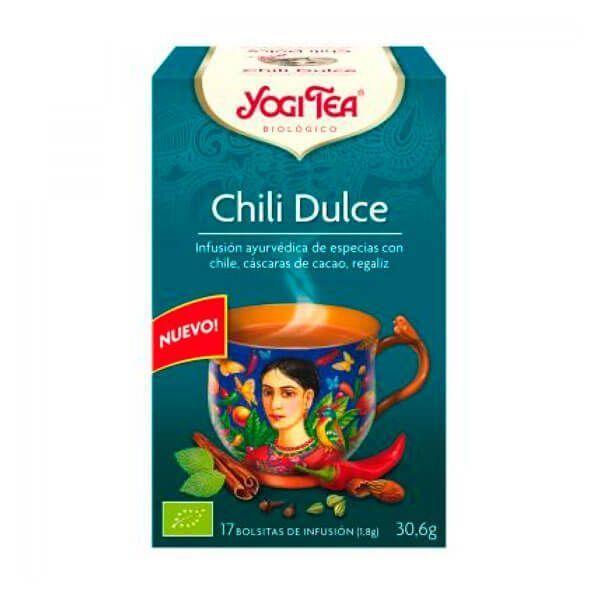 Té Chile Dulce - 17 Bolsitas