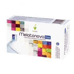 melatonova flash 30 caps bucodispersables
