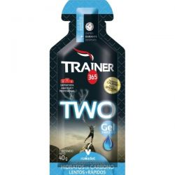 trainer two hidratos de carbono 40 gr gel