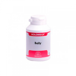 Holomega Belly - 180 Cápsulas