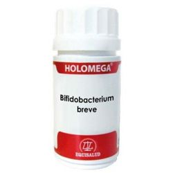 Holomega Bifidobacterium Breve - 60 Cápsulas