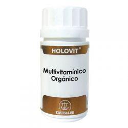 Holovit Multivitaminico Orgánico - 50 Cápsulas