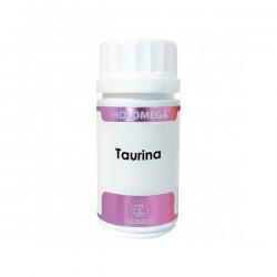 Holomega L-Taurina - 50 Cápsulas