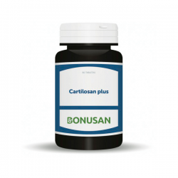 Cartilosan Plus - 60 Tabletas