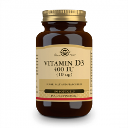 Vitamin d3 400iu - 100 softgels