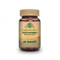Multi Nutrientes Fuente de Tierra - 180 Tabletas [Solgar]