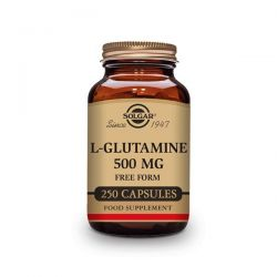 L-glutamine 500mg - 250 capsules