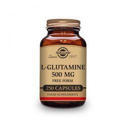 L-Glutamina 500mg - 250 Cápsulas [Solgar]