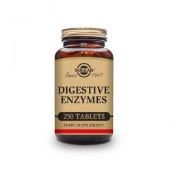 Encimas Digestivas - 250 Tabletas [Solgar]