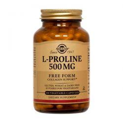 L-Prolina 500mg - 100 Cápsulas [Solgar]