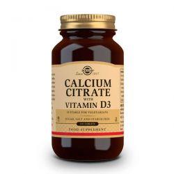 Citrato de Calcio con Vitamina D3 - 240 Tabletas