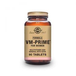Fórmula VM-Prime Mujer - 90 Tabletas [Solgar]