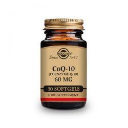 CoQ-10 60mg - 30 Softgels [Solgar]