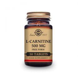 L-carnitine 500mg - 30 tablets