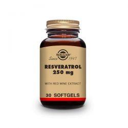 Resveratrol 250mg - 30 Softgels [Solgar]