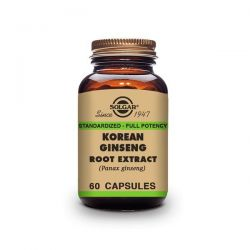 Korean ginseng root extract - 60 capsules