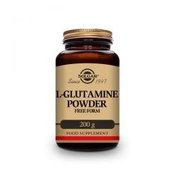 L-Glutamina en Polvo - 200g [Solgar]
