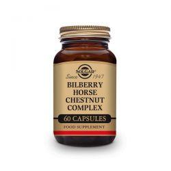 Bilberry Horse Chestnut Complex - 60 Cápsulas [Solgar]