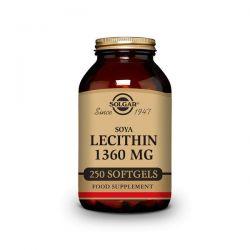 Lecithin 1360mg - 250 softgels