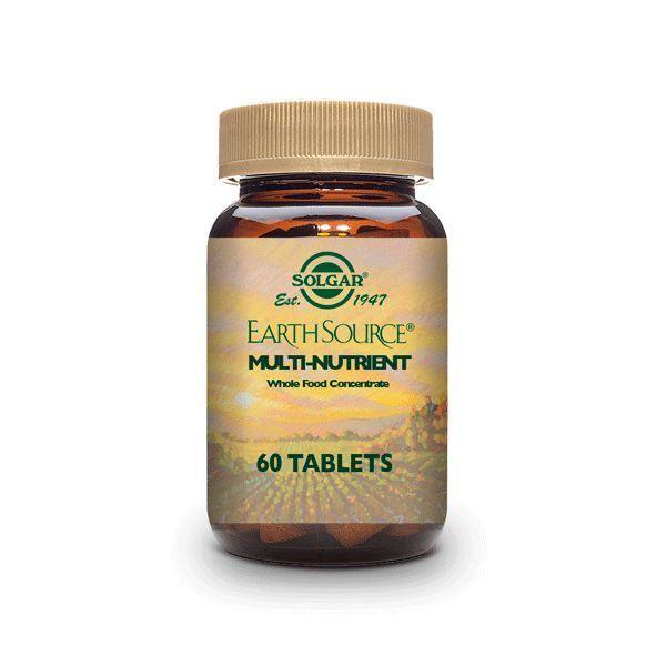 Multi Nutrientes Fuente de Tierra - 60 Tabletas