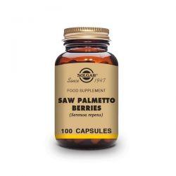 Saw Palmetto Extracto de Baya - 100 Cápsulas [Solgar]