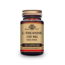 L-Teanina 150mg - 30 Cápsulas [Solgar]